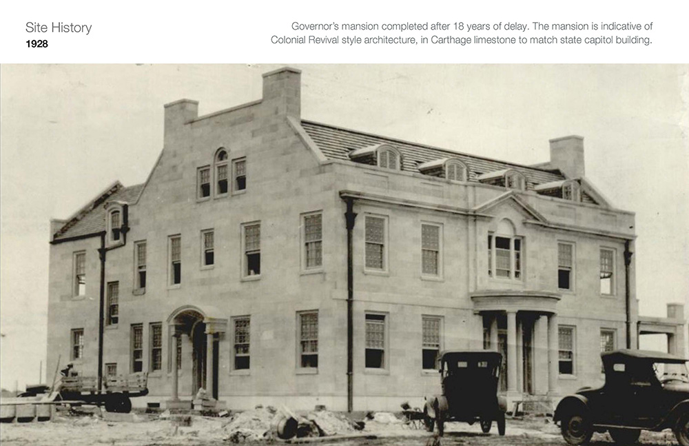 1928 Mansion Exterior 2