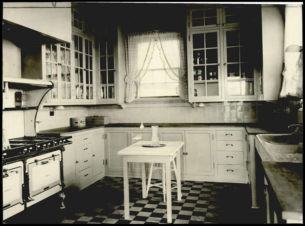 1928 Mansion Kitchen
