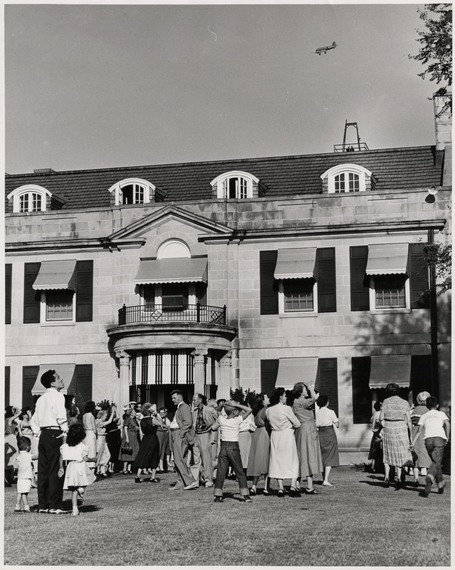 Mansion Open House - 1953