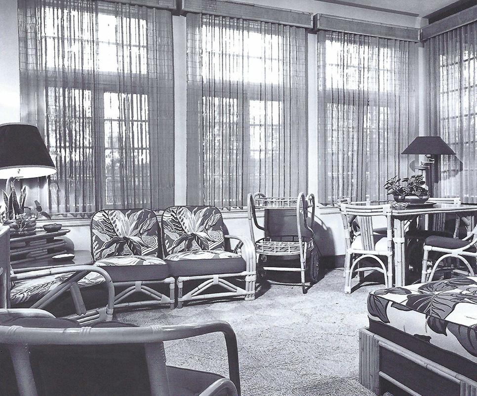 1951-1955 Sun Room