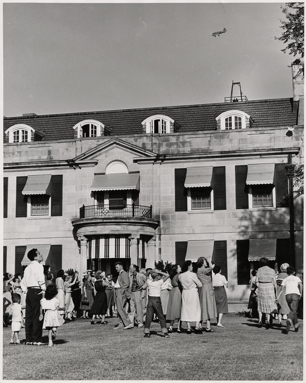 1953 Mansion Open House