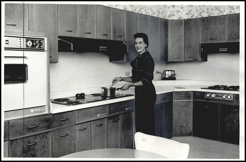 1959 Mansion Kitchen