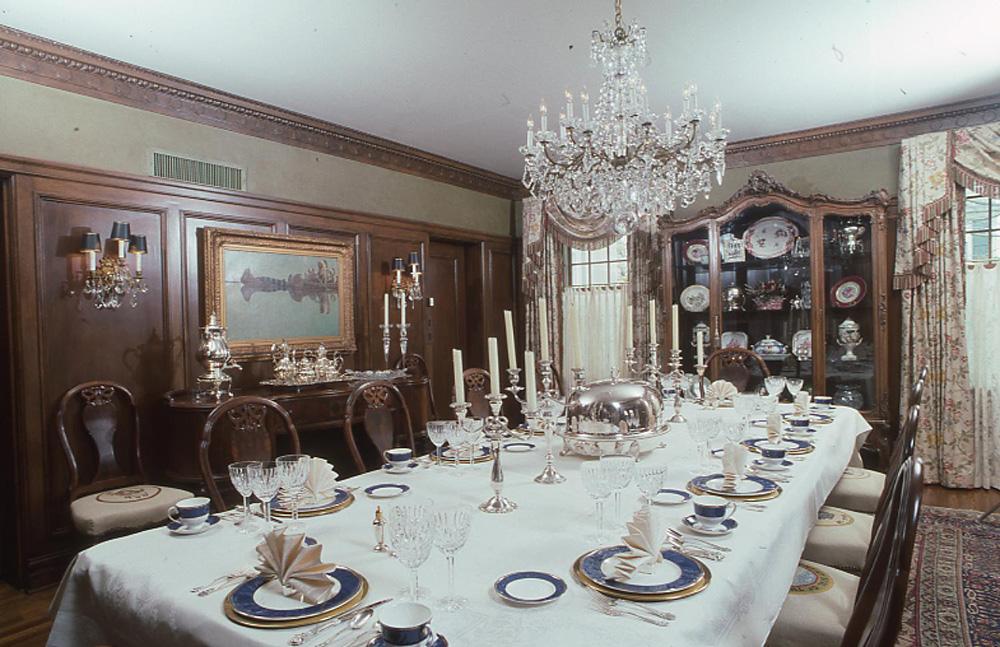1996 Formal Dining Room