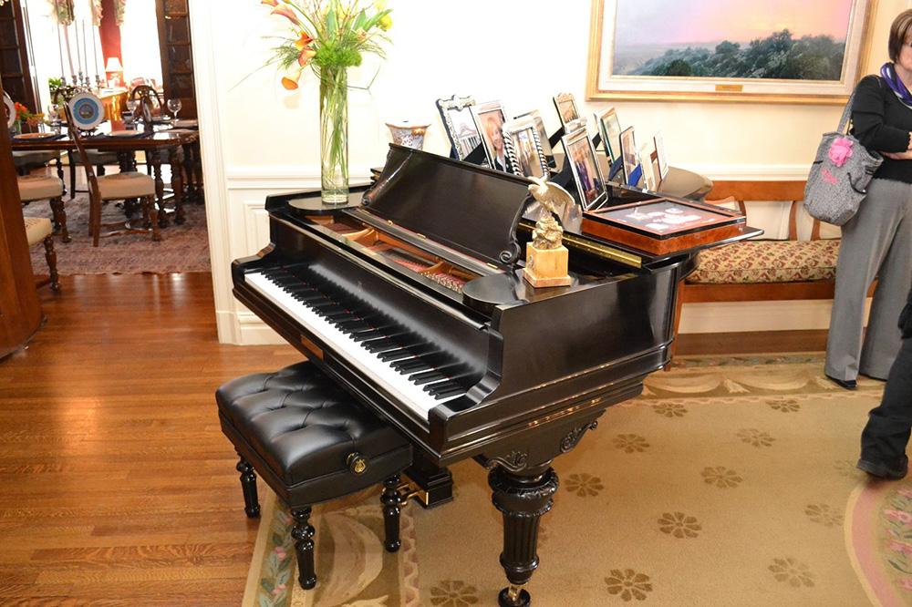 2007 Steinway Piano