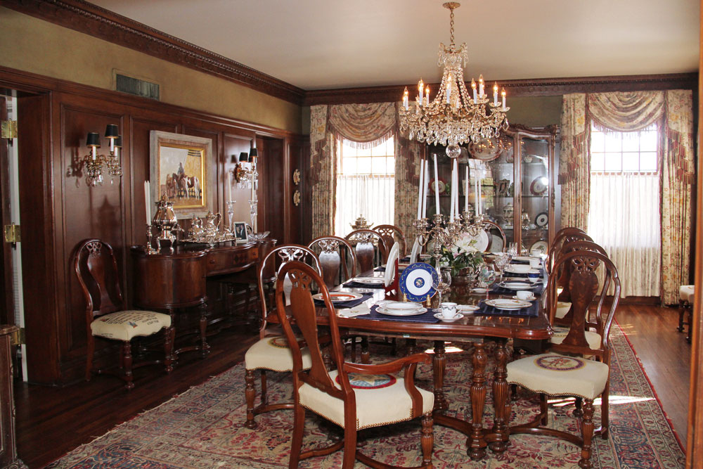 Fun Facts: Dining Room Chandelier