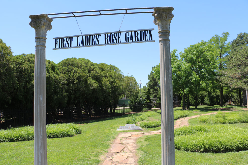 Fun Facts: First Ladies Rose Garden