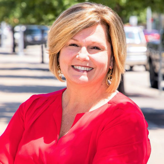 Leadership: Tammie Brown
