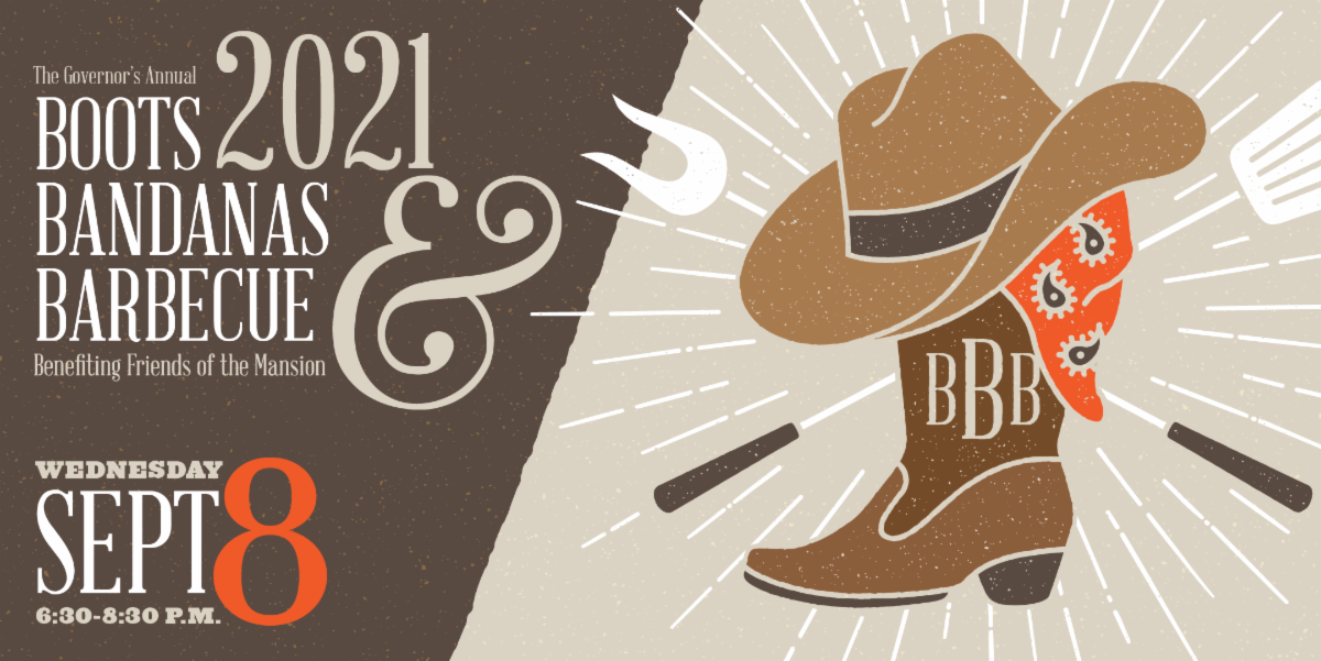 Event: Boots, Bandanas, & BBQ
